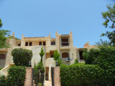 Jedne z luxusní apartmánů v El Alameinu