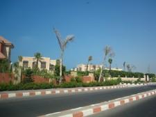 Jedna z běžných ulic El Alameinu