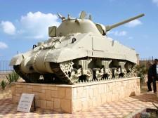 Slavná tanková bitva u El Alameinu